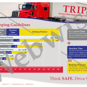 Overhead Crane Safety Poster – RiskWise